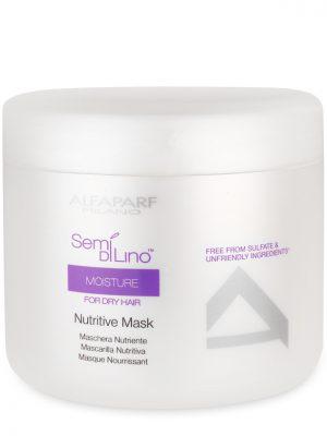 Mặt nạ Moisture Nutritive dành cho tóc khô xơ 500ml