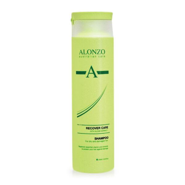 Combo dầu gội, dầu xả và tinh dầu dưỡng phục hồi tóc Alonzo Recover Care