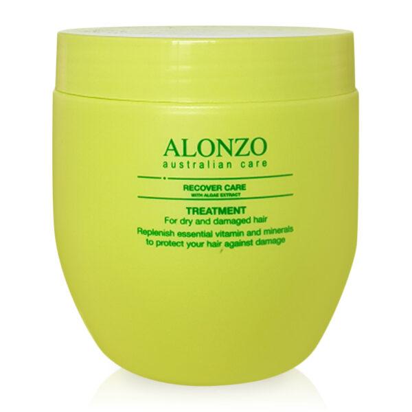 Combo dầu gội xả và kem hấp Alonzo Recover Care 2500ml