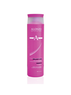 Dầu gội chăm sóc tóc nhuộm Alonzo Brilliant Care 250ml