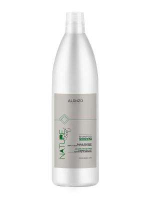 Dầu gội Alonzo Nature phục hồi với tinh dầu dừa dành cho tóc nhuộm 1000ml