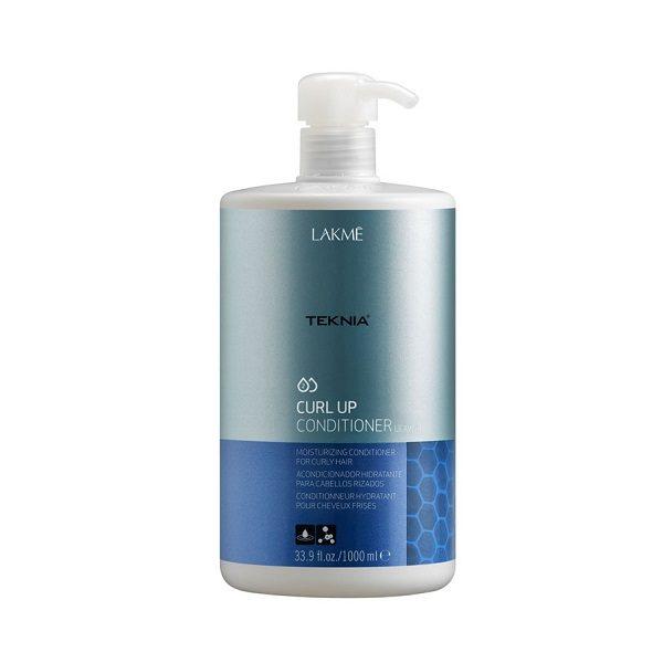 Dầu xả khô Lakme Teknia chăm sóc tóc xoăn 1000ml