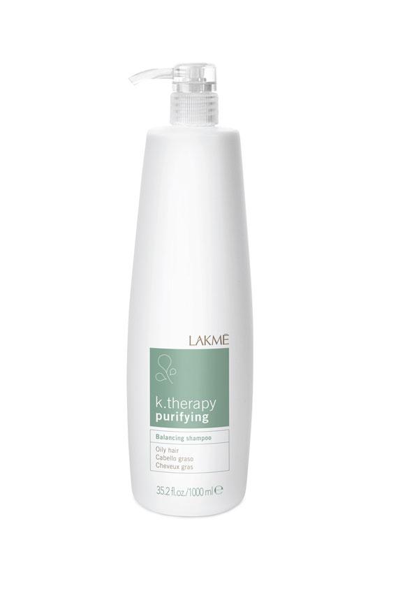 Dầu gội K.Therapy trị dầu và chăm sóc da đầu 1000ml
