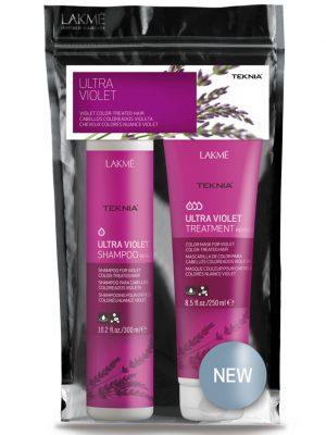 Bộ Dầu gội và Kem hấp dành cho tóc màu TÍM Ultra Violet