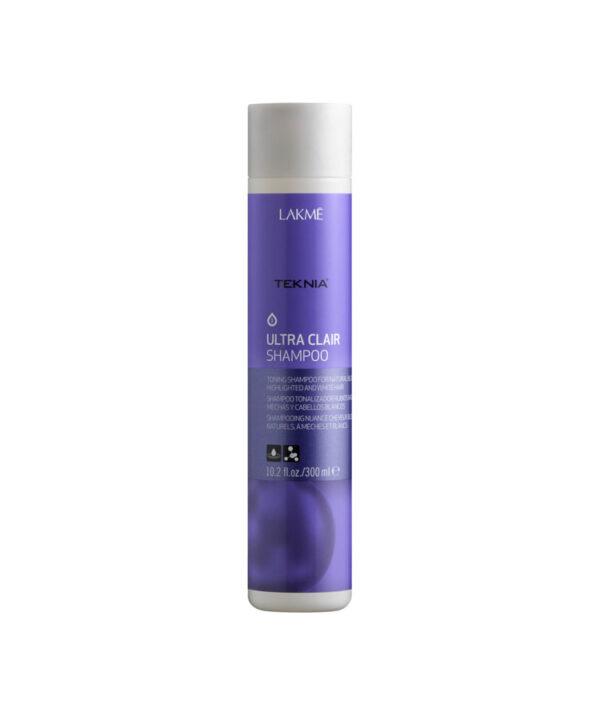 Bộ Dầu gội và Kem hấp dành cho tóc màu Sáng hoặc Phủ bạc Ultra Clair