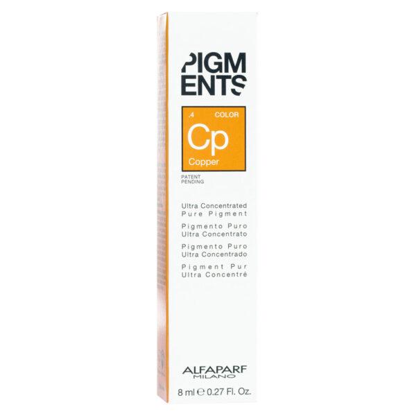 Hạt màu Pigments dưỡng màu cho tóc nhuộm đồng 8ml
