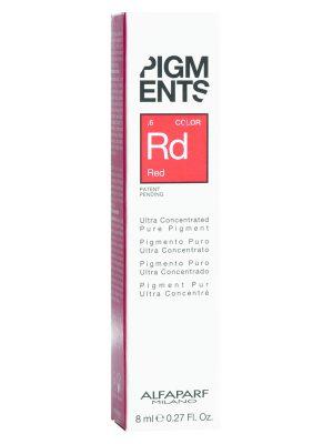 Hạt màu Pigments dưỡng màu tóc đỏ 8ml