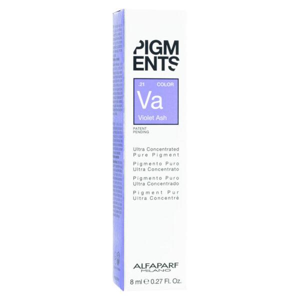 Hạt màu Pigments dưỡng màu cho tóc nhuộm tím khói 8ml