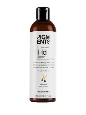 Dầu gội Pigments giữ ẩm và mới màu cho tóc thường 200ml