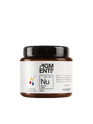 Mặt nạ Pigments dưỡng ẩm và sâu màu cho tóc khô 200ml