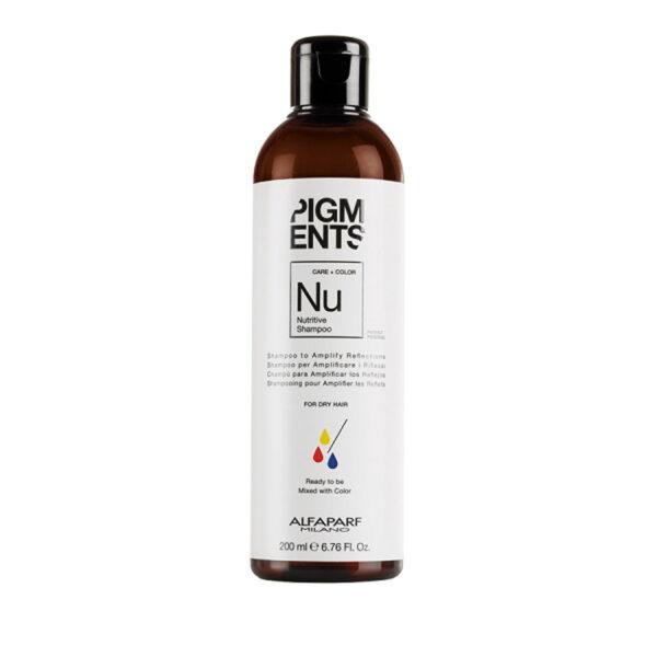 Dầu gội Pigments dưỡng ẩm và mới màu cho tóc khô 200ml