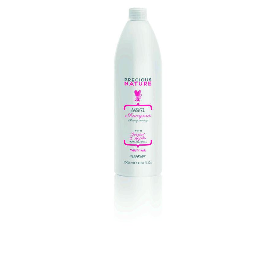 Dầu gội dưỡng ẩm cho tóc khô và xỉn Precious Nature 1000ml