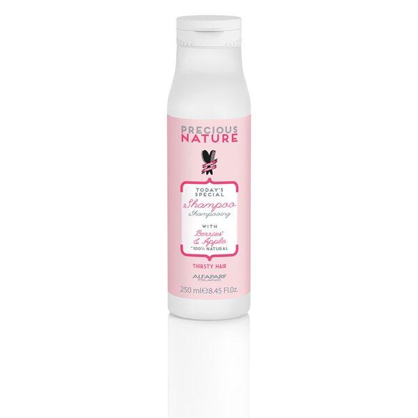 Dầu gội dưỡng ẩm cho tóc khô và xỉn Precious Nature 250ml