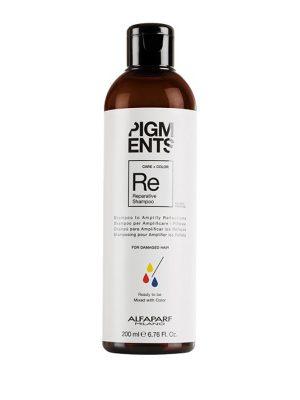 Dầu gội Pigments phục hồi và sâu màu cho tóc hư tổn 200ml